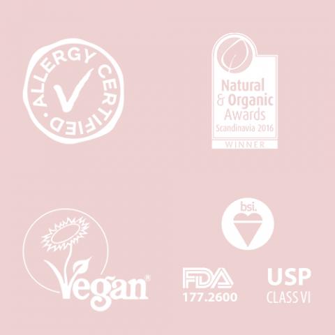 """Менструальная чаша """"OrganiCup"""" сертификаты"""