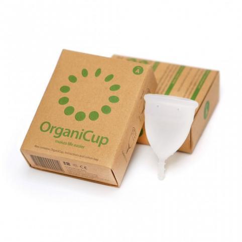 менструальная чаша OrganiCup купить