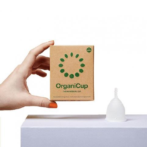 """Менструальная чаша """"OrganiCup"""" (Mini - для подростков)"""